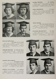 Page 16, 1949 Edition, St Anthony High School - Antholite Yearbook (Detroit, MI) online yearbook collection