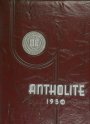 St Anthony High School - Antholite Yearbook (Detroit, MI) online yearbook collection, 1950 Edition, Page 1