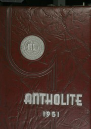 St Anthony High School - Antholite Yearbook (Detroit, MI) online yearbook collection, 1951 Edition, Page 1
