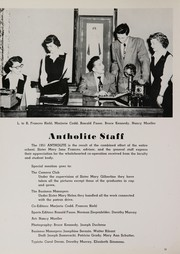 Page 16, 1951 Edition, St Anthony High School - Antholite Yearbook (Detroit, MI) online yearbook collection