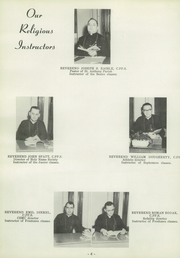 Page 12, 1954 Edition, St Anthony High School - Antholite Yearbook (Detroit, MI) online yearbook collection