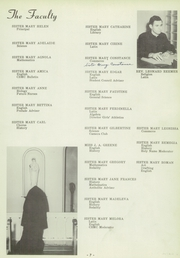 Page 13, 1954 Edition, St Anthony High School - Antholite Yearbook (Detroit, MI) online yearbook collection