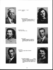 Page 11, 1949 Edition, Morrice High School - Oriola Yearbook (Morrice, MI) online yearbook collection