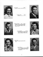 Page 12, 1949 Edition, Morrice High School - Oriola Yearbook (Morrice, MI) online yearbook collection