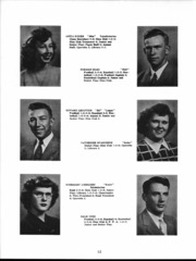 Page 13, 1949 Edition, Morrice High School - Oriola Yearbook (Morrice, MI) online yearbook collection