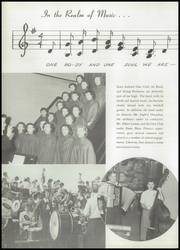 St Andrew High School - Saltire Yearbook (Detroit, MI) online yearbook collection, 1950 Edition, Page 44