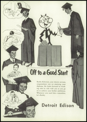 St Andrew High School - Saltire Yearbook (Detroit, MI) online yearbook collection, 1952 Edition, Page 86