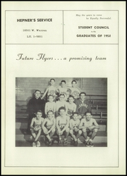 St Andrew High School - Saltire Yearbook (Detroit, MI) online yearbook collection, 1952 Edition, Page 96