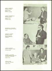 Page 11, 1958 Edition, Litchfield High School - Navigator Yearbook (Litchfield, MI) online yearbook collection