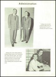 Page 9, 1958 Edition, Litchfield High School - Navigator Yearbook (Litchfield, MI) online yearbook collection