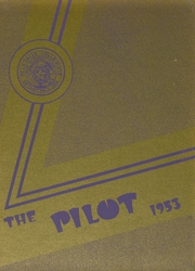 1953 Edition, De La Salle Collegiate Yearbook - Pilot Yearbook (Detroit, MI)