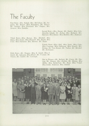 Page 10, 1944 Edition, Lincoln High School - President Yearbook (Ferndale, MI) online yearbook collection
