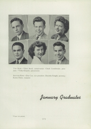 Page 11, 1944 Edition, Lincoln High School - President Yearbook (Ferndale, MI) online yearbook collection