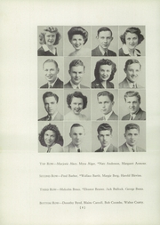 Page 12, 1944 Edition, Lincoln High School - President Yearbook (Ferndale, MI) online yearbook collection