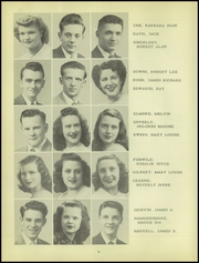 Page 10, 1949 Edition, Lincoln High School - President Yearbook (Ferndale, MI) online yearbook collection