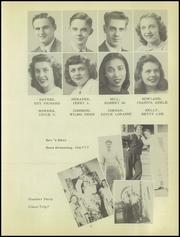 Page 11, 1949 Edition, Lincoln High School - President Yearbook (Ferndale, MI) online yearbook collection