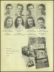 Page 12, 1949 Edition, Lincoln High School - President Yearbook (Ferndale, MI) online yearbook collection