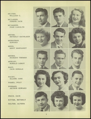 Page 13, 1949 Edition, Lincoln High School - President Yearbook (Ferndale, MI) online yearbook collection