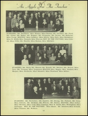 Page 16, 1949 Edition, Lincoln High School - President Yearbook (Ferndale, MI) online yearbook collection