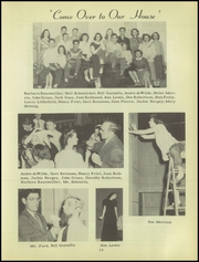Page 17, 1949 Edition, Lincoln High School - President Yearbook (Ferndale, MI) online yearbook collection