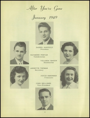 Page 8, 1949 Edition, Lincoln High School - President Yearbook (Ferndale, MI) online yearbook collection