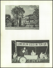 Page 10, 1956 Edition, Lincoln High School - President Yearbook (Ferndale, MI) online yearbook collection