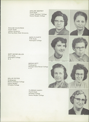 Page 13, 1954 Edition, Camden Frontier High School - Redskin Yearbook (Camden, MI) online yearbook collection