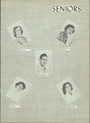 Page 15, 1954 Edition, Camden Frontier High School - Redskin Yearbook (Camden, MI) online yearbook collection
