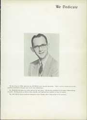 Page 5, 1954 Edition, Camden Frontier High School - Redskin Yearbook (Camden, MI) online yearbook collection