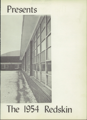 Page 7, 1954 Edition, Camden Frontier High School - Redskin Yearbook (Camden, MI) online yearbook collection