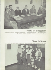Page 9, 1954 Edition, Camden Frontier High School - Redskin Yearbook (Camden, MI) online yearbook collection