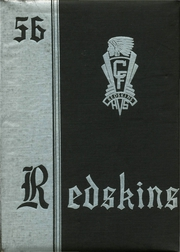 Camden Frontier High School - Redskin Yearbook (Camden, MI) online yearbook collection, 1956 Edition, Page 1