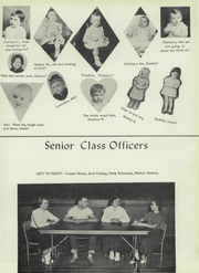 Page 13, 1956 Edition, Camden Frontier High School - Redskin Yearbook (Camden, MI) online yearbook collection