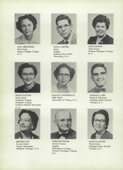 Page 6, 1956 Edition, Camden Frontier High School - Redskin Yearbook (Camden, MI) online yearbook collection