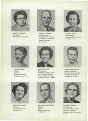 Page 8, 1956 Edition, Camden Frontier High School - Redskin Yearbook (Camden, MI) online yearbook collection
