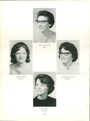 Page 28, 1965 Edition, Camden Frontier High School - Redskin Yearbook (Camden, MI) online yearbook collection