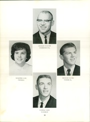 Page 34, 1965 Edition, Camden Frontier High School - Redskin Yearbook (Camden, MI) online yearbook collection