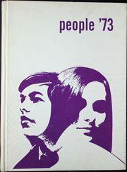 1973 Edition, Hillman Community High School - People Yearbook (Hillman, MI)
