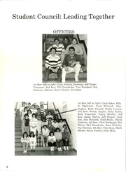 Page 12, 1988 Edition, Bellaire High School - Echoes Yearbook (Bellaire, MI) online yearbook collection
