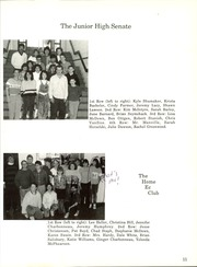 Page 15, 1988 Edition, Bellaire High School - Echoes Yearbook (Bellaire, MI) online yearbook collection