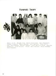 Page 16, 1988 Edition, Bellaire High School - Echoes Yearbook (Bellaire, MI) online yearbook collection