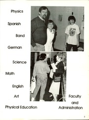 Page 7, 1988 Edition, Bellaire High School - Echoes Yearbook (Bellaire, MI) online yearbook collection