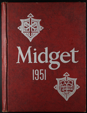 1951 Edition, Saints Peter and Paul High School - Yearbook (Saginaw, MI)