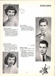 Page 13, 1951 Edition, Saints Peter and Paul High School - Yearbook (Saginaw, MI) online yearbook collection