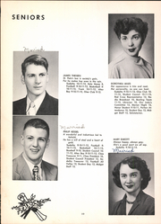 Page 14, 1951 Edition, Saints Peter and Paul High School - Yearbook (Saginaw, MI) online yearbook collection