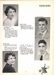 Page 15, 1951 Edition, Saints Peter and Paul High School - Yearbook (Saginaw, MI) online yearbook collection