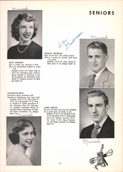 Page 17, 1951 Edition, Saints Peter and Paul High School - Yearbook (Saginaw, MI) online yearbook collection