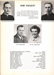 Page 8, 1951 Edition, Saints Peter and Paul High School - Yearbook (Saginaw, MI) online yearbook collection