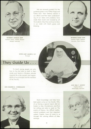 Page 12, 1956 Edition, Saints Peter and Paul High School - Yearbook (Saginaw, MI) online yearbook collection
