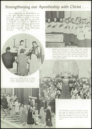 Page 16, 1956 Edition, Saints Peter and Paul High School - Yearbook (Saginaw, MI) online yearbook collection